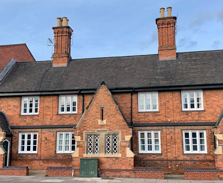Municipal Charities Stratford Upon Avon - Mary Newland Almshouses