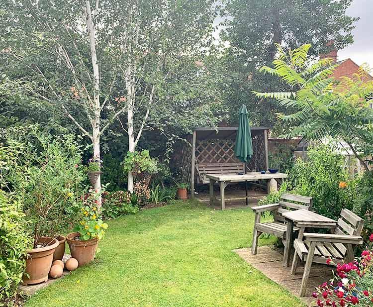 St Josephs Homestead Garden